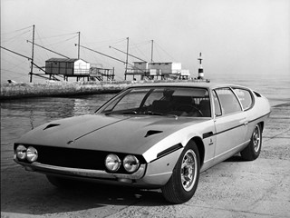 Lamborghini Polo Storico celebrates 50 years of Espada and Islero at Techno Classica Essen 2018