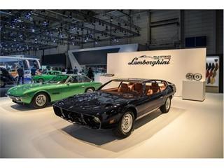 Lamborghini stand at Techno Classica Essen 2018_3