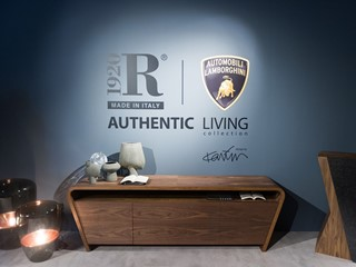 Automobili Lamborghini and Riva 1920  add to furniture range designed by Karim Rashid