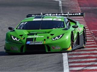 Campionato Italiano GT, Lamborghini si impone con Altoè e Zampieri a Misano