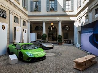 Collezione Automobili Lamborghini presenta la primavera estate 2019