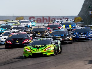 Lamborghini Super Trofeo North America Race 1 Report from Watkins Glen International