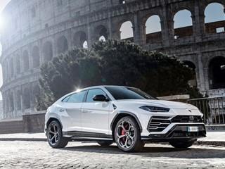 Automobili Lamborghini inaugura una nuova concessionaria nella Capitale