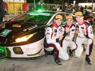 Lamborghini makes history: Sellers and Snow clinch first IMSA GTD Title