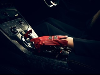 Collezione Automobili Lamborghini and Gizelle Renee, British Glover of the Year, launch an exclusive collaboration.