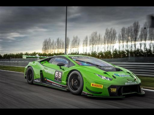 Lamborghini Huracán GT3 1