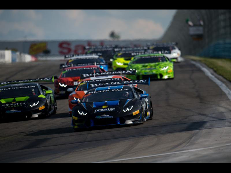Record Grid To Compete In Three-Race Weekend