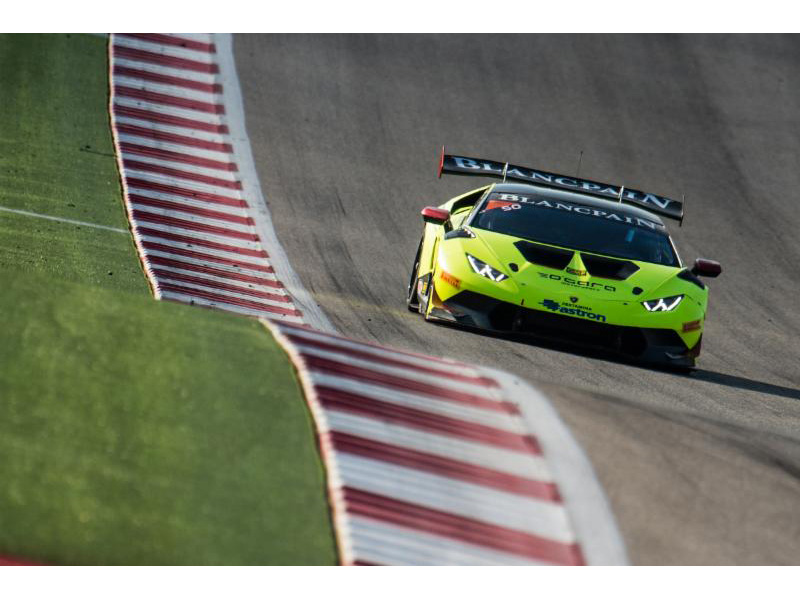 Antinucci, Piscopo Dominate Round 7 Flag To Flag At Circuit Of The Americas