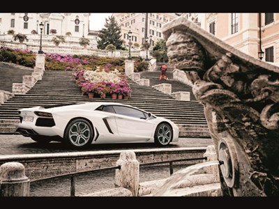Lamborghini to Celebrate 50th Anniversary with 'Grande Giro'