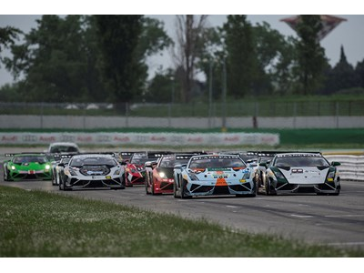 Amateur Drivers Dominate in Misano - New Video Available