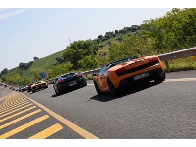 Lamborghini 50th Anniversary Grand Tour – Day 3 - New Video Available