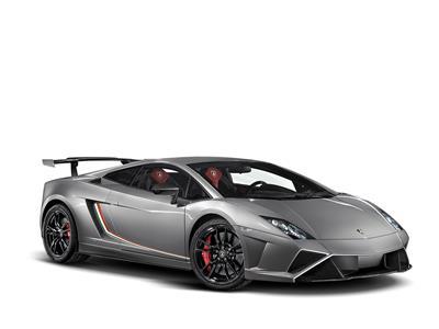 Lamborghini Gallardo LP 570-4 Squadra Corse - Race track emotion direct to the road.
