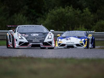 Sofronas Edges Conway In Electrifying Opening Race at Calabogie