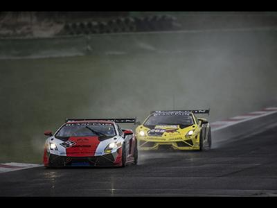 Andrew Palmer takes Lamborghini World Crown for North America