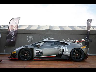 Doppelsieg von Mul in Regenauf demNürburgringim Lamborghini Blancpain Super Trofeo Europa, Di Folco bereits Saison Siegerder PRO