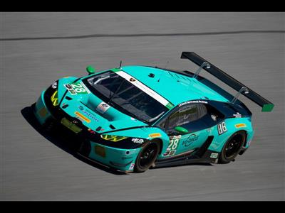 Lamborghini Squadra Corse's Debut Podium Hopes Fall Just Short Despite Competitive Performances