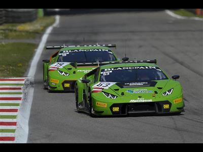 Lamborghini Squadra Corse announces 2016 GT3 Junior Program