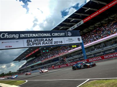 Fighting Bulls In Buriram Race For Packed Stands At The Third Stop Of The Lamborghini Blancpain Supe