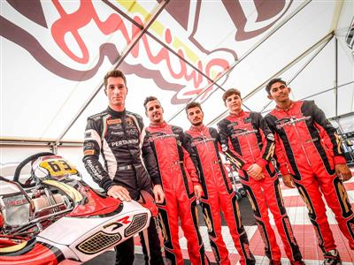 Lamborghini Squadra Corse Takes to the Track with the Kart Drivers Program