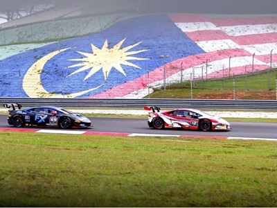 Local Racer Takes First On The Podium As The Lamborghini Blancpain Super Trofeo Returns To Sepang In