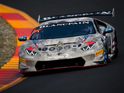 Lamborghini Blancpain Super Trofeo North America Drivers, Teams Looking for Strong Start to Second H