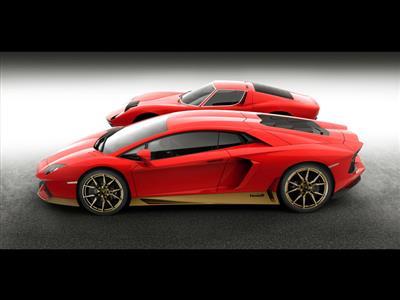 "Lamborghini launches the international architectural contest ""Lamborghini Road Monument"""