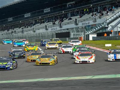 The Lamborghini Blancpain Super Trofeo Lands in Three Different Continents on Three Historic Circuit