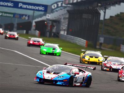 Raging Bulls Return To Fuji As Speedway Hosts Lamborghini Blancpain Super Trofeo Asia Series For Fif