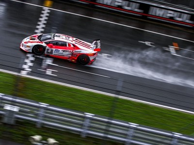 Wet Race At Fuji Speedway Concludes Gloriously As Lamborghini Blancpain Super Trofeo Prepares For Wo