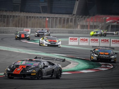 Ecco i campioni 2017 del Lamborghini Super Trofeo Middle East