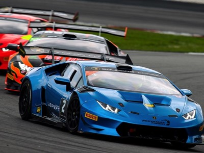 Racing Action In Sepang Continues With Thrilling Race Two at Malaysian Round of the Lamborghini Super Trofeo Asia Series 2017