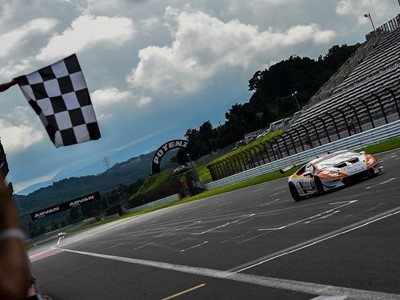 Yazid and Cozzolino score their sixth victory  in the Lamborghini Super Trofeo Asia