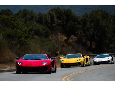 Automobili Lamborghini at Monterey Car Week 04