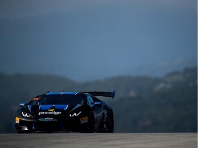 Lamborghini Super Trofeo North America competitors travel west to California for final round of competition on U.S. Soil