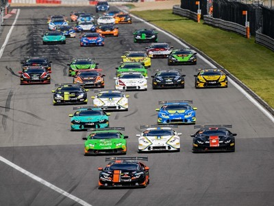 The fifth edition of the Lamborghini World Final ready to be held at Imola