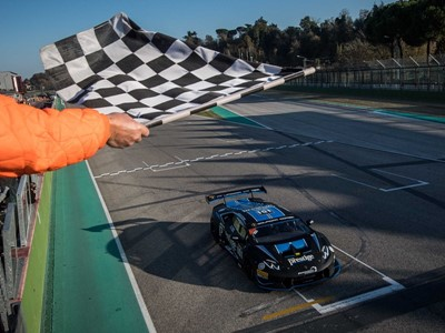 Fifth edition of Lamborghini World Final won by Agostini and Hindman