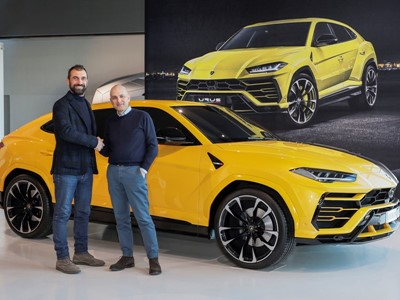 Collezione Automobili Lamborghini and Bumper :  a new collaboration