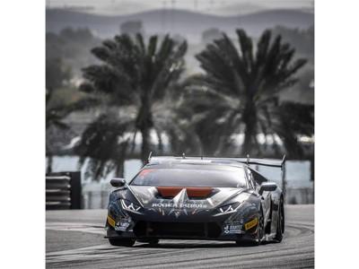 The 2018 season of the Lamborghini Super Trofeo  - Middle East