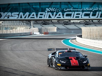 The 2018 season of the Lamborghini Super Trofeo to start from Middle East