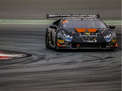 Lamborghini Super Trofeo Middle East: Jack Bartholomew of the FFF Racing Team wins the 2018 edition with a race in advance