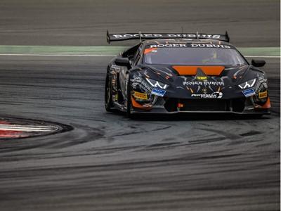 Lamborghini Super Trofeo Middle East: Jack Bartholomew della FFF Racing Team campione 2018 con una gara d'anticipo