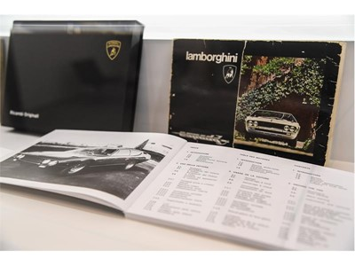 Lamborghini stand at Techno Classica Essen 2018_1