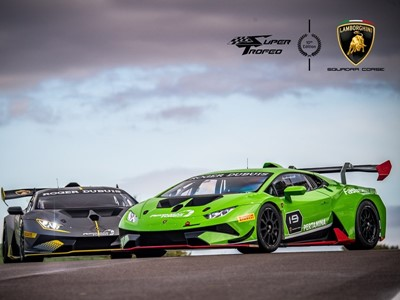 The Lamborghini Super Trofeo celebrates its tenth edition and the Huracán Evo's debut