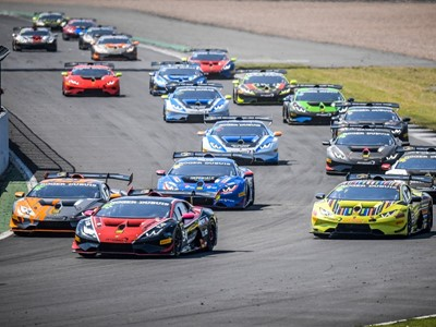 Lamborghini Super Trofeo Europe ready to light up the night at Misano