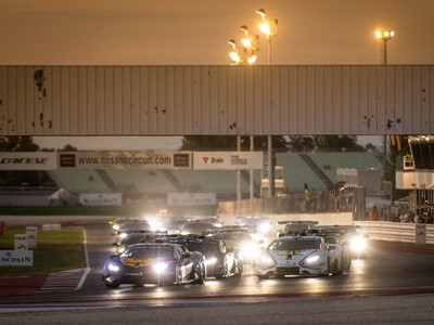 Lamborghini Super Trofeo: Tujula and Ortiz are the kings of the Misano night
