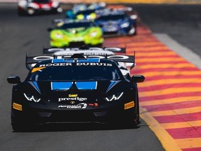 Lamborghini Super Trofeo North America Race 2 Report from Watkins Glen International