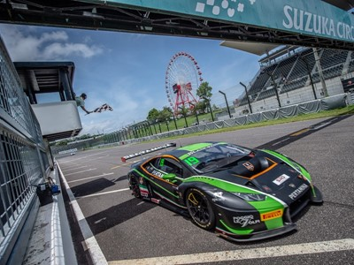 Lamborghini domina in due continenti: successi in Asia e America