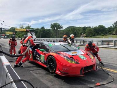 Weekend trionfale per la Lamborghini in America