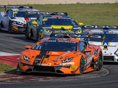 Lamborghini Super Trofeo Europe ready for a new challenge at Spa