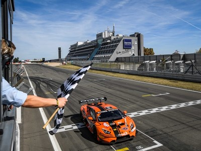 Altoè and Zampieri return to win in Lamborghini Super Trofeo Europe at Nürburgring